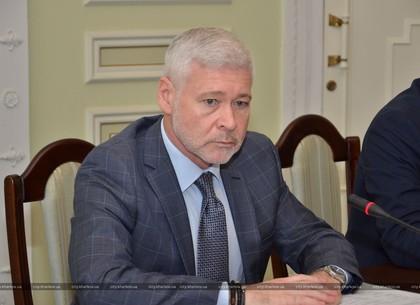 Разработки института Бокариуса необходимы для развития Харькова как «умного» и безопасного города - Игорь Терехов
