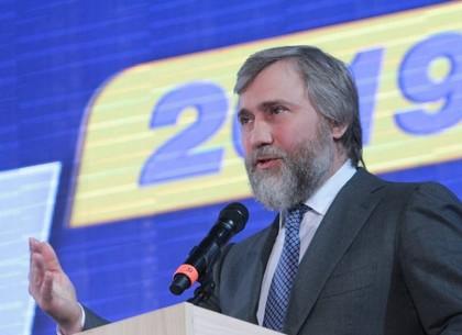 Вадим Новинский: Попав в парламент, «Оппозиционная платформа» сразу же разделится на группки по интересам