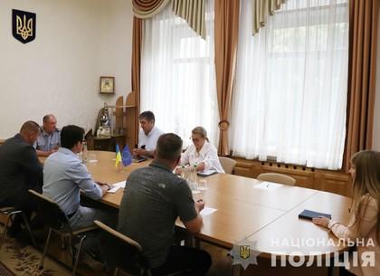 Комиссия КМЕС в течении двух лет поможет внедрять в работу харьковской полиции «евростандарты» (ФОТО)