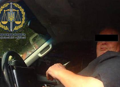 ДТП: пьяный виновник аварии пытался откупиться от патрульных (ФОТО)