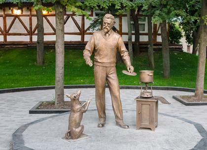 В саду Шевченко появился академик Вернадский с оригинальным рецептом борща (ФОТО)