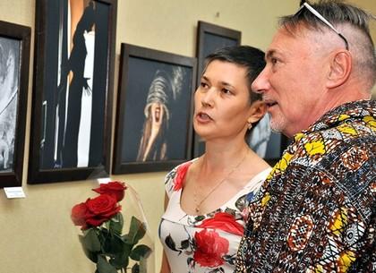 В галерее «Мистецтво Слобожанщини» проходит выставка театральной фотографии