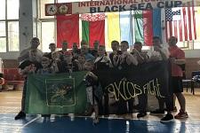 Харьковчане привезли с Кубка черного моря золото, серебро и путевки на мировое первенство по Муай-Таю