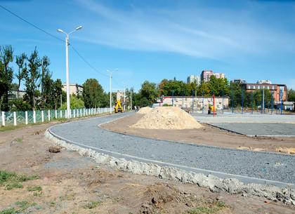 К началу учебного года в Харкове планируют открыть 15 спортивных площадок в школах и детских садах (ФОТО)