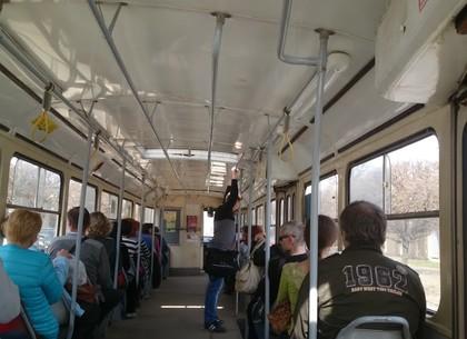 В четверг и пятницу 16-й трамвай будет ходить другим маршрутом