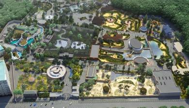 Каким будет Харьковский зоопарк: появилась дополненная 3D-версия обновленного зоосада (ВИДЕО)