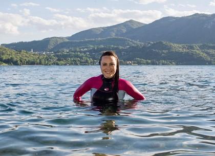 Анастасия Даугуле: Плавание полностью изменило мою жизнь