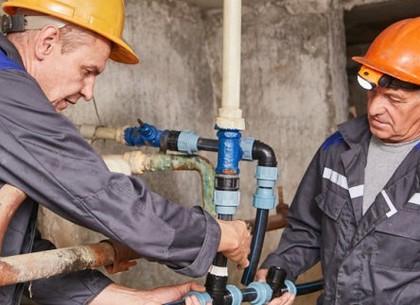 В городе заменили 40 км внутридомовых сетей водоснабжения