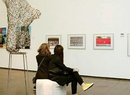 Во вторник - открытие второй Биеннале молодого искусства