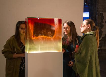 В Харькове открылась вторая Биеннале молодого искусства (ФОТО)