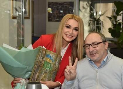 Ольга Сумская начала в Харькове стартап