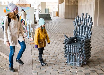 Всеукраинский фестиваль культуры «ноль отходов» Zero Waste Fest в Харькове (ФОТО)