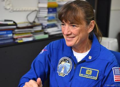 Астронавтка с США рассказала харьковчанам о