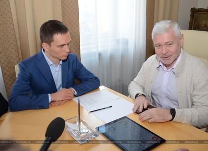 Игроь Терехов: в Харькове планируют внедрить систему онлайн-мониторинга работы сферы ЖКХ (ФОТО)