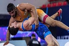 Харьковчанин стал чемпионом мира, одолев именитого грузина
