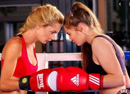 Две харьковчанки привезли медали высшей пробы с Кубка  Украины по боксу