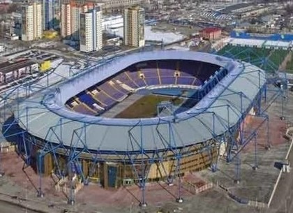 В районе стадиона «Металлист» будет ограничено движение