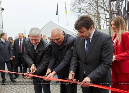 Игорь Терехов принял участие в открытии Азербайджанского культурно-информационного центра (ФОТО)
