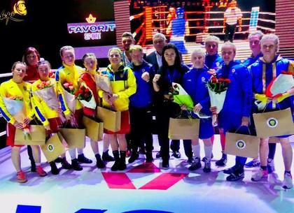 Украинские Львицы одержали четвертую победу в рамках Women's Boxing League