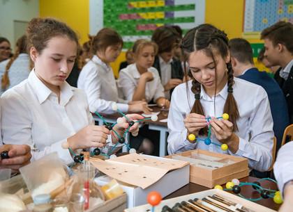 Как харьковские школьники используют современное оборудование на уроках (ФОТО)