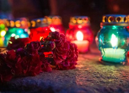 В Харькове прошла акция «Зажги свечу» (ФОТО)
