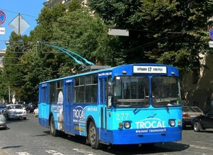 С понедельника троллейбус №17 вернется на маршрут