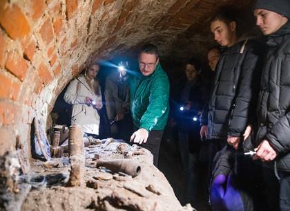 Харьковские подземелья расчищают для туристов (ФОТО)