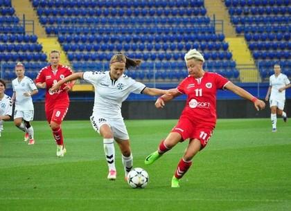 Харьковчанки представлены во всех номинациях среди футбольных звезд Украины