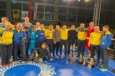 Харьковские боксеры завоевали полный комплект наград в Сербии