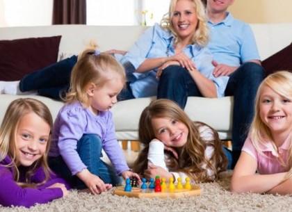 В Харькове создан реестр многодетных семей