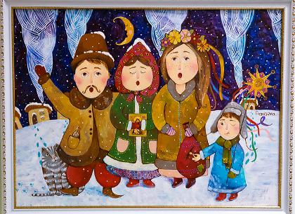 «Рождественское чудо» в Харькове (ФОТО)