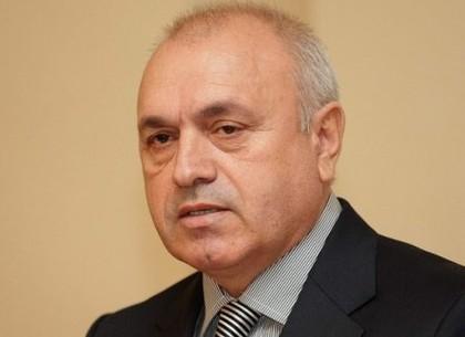 Геннадий Кернес поздравил с днем рождения Владимира Бабаева