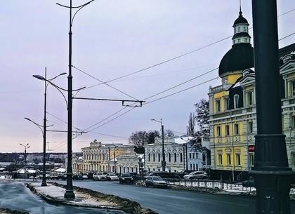 Прогноз погоды и магнитных бурь в Харькове на понедельник, 13 января