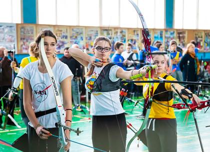 В Харькове стартовали всеукраинские соревнования по стрельбе из лука (ФОТО)