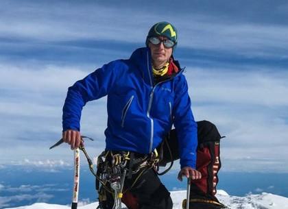 Альпинизм: Харьковчанин установил рекорд на самом высоком в мире вулкане