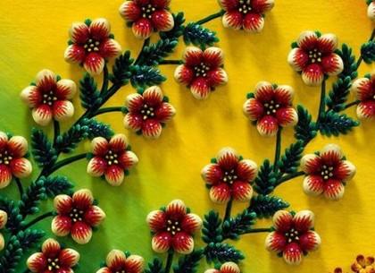 В художественном музее пройдет выставка объемных панно из растений