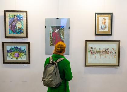 В Харькове проходит выставка живописи и графики «Мое искусство» (ФОТО)