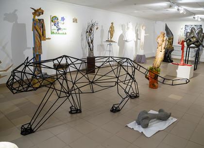 Известные харьковские скульпторы и художники создали «Винегрет» (ФОТО)