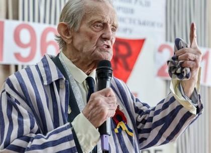 Почесний харків'янин Ігор Малицький святкує 95-річчя