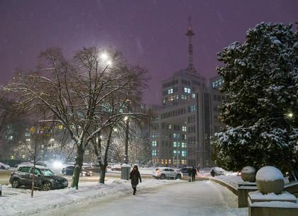 Когда в Харькове прекратится снег и начнет теплеть (ФОТО)