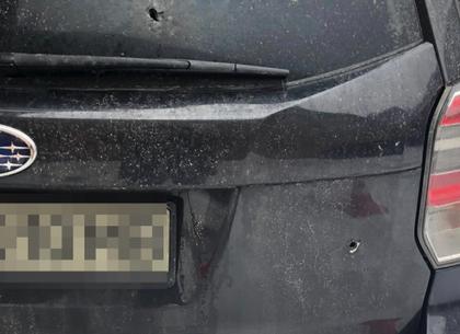 Стрельба по автомобилю: патрульному сообщили о подозрении (ВИДЕО, Обновлено)