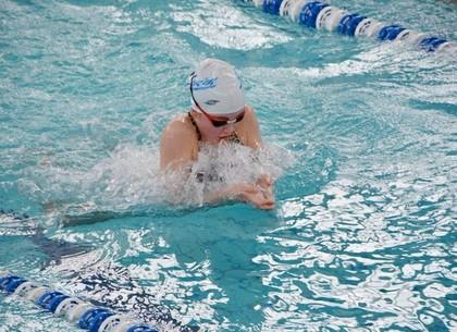 Юные харьковские пловцы получили медали на домашнем чемпионате Украины (ФОТО)