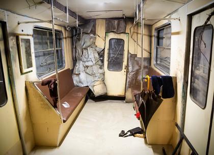 В Харькове создали квест-комнату по мотивам «Метро-2033» (ФОТО)