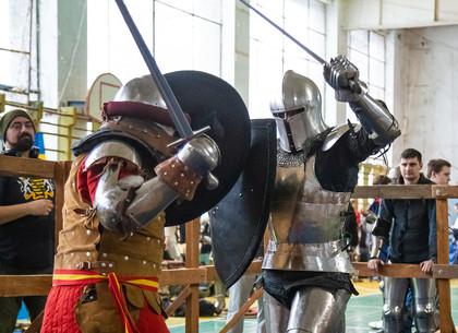 В Харькове проходит большой рыцарский турнир (ФОТО)