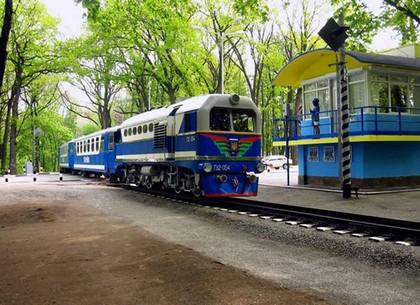 Почему вагоны Детской железной дороги отправили в Киев, рассказали в Укрзалізнице