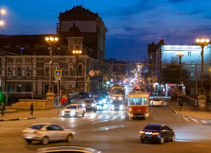 Вечерний Харьков (ФОТО)