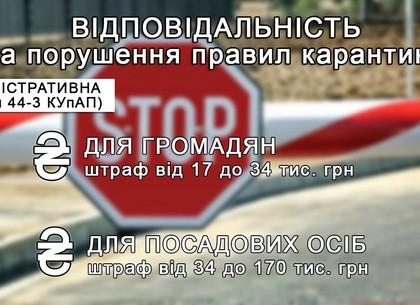 Нарушитель самоизоляции из Харьковской области хотел прорваться в Россию