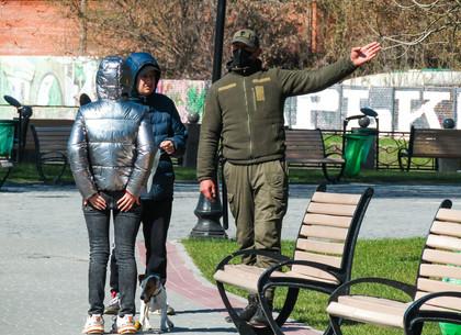 Как в Харькове прошел первый день ужесточенного карантина (ФОТО)