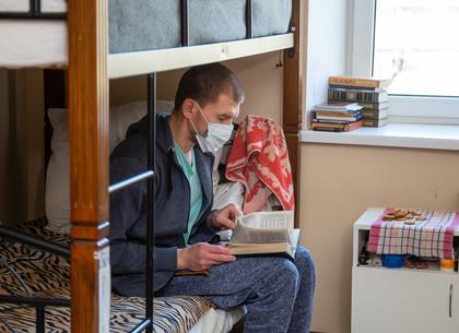 В Харькове помогают бездомным в условиях карантина (ФОТО)