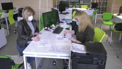 В КП БТИ продолжают реализовывать социальный проект для жителей Жихаря (ВИДЕО)